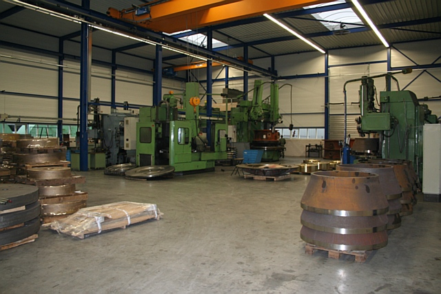 Van der Kuyp's Machinefabriek